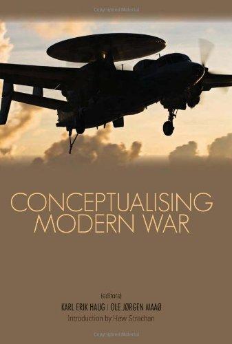 9780231702942: Conceptualising Modern War (Columbia/Hurst)