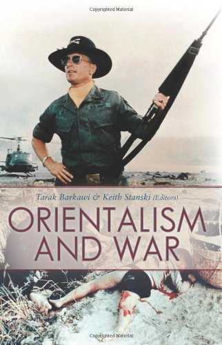 9780231703567: Orientalism and War (Critical War Studies (Unnumbered))