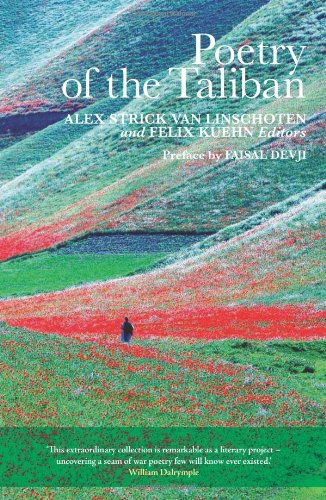 9780231704045: Poetry of the Taliban (Columbia/Hurst)