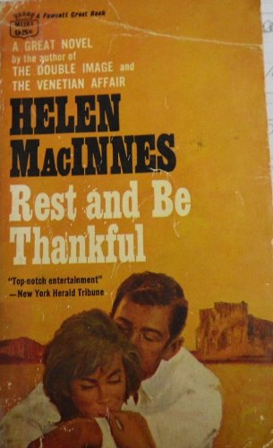 9780232010732: Rest and Be Thankful