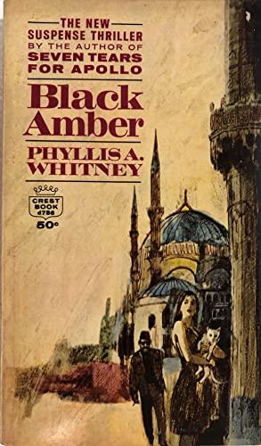 Black Amber: Whitney, Phyllis