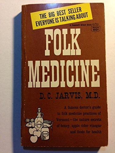 9780232012590: Folk Medicine