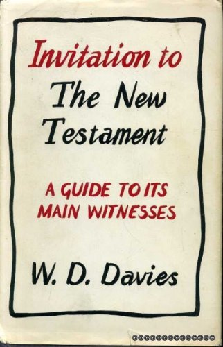 9780232356151: Invitation to the New Testament