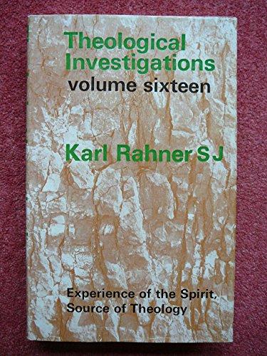 9780232356168: Theological Investigations, Vol. VI: Concerning Vatican Council II (v. 6)