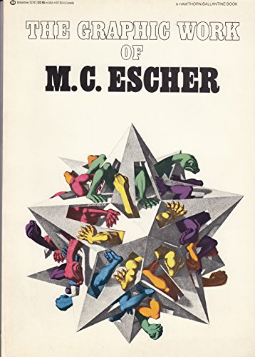 Graphic Work of M C Escher: Escher, M C