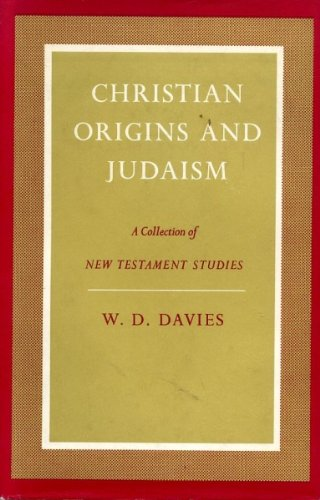 9780232481662: Christian Origins and Judaism