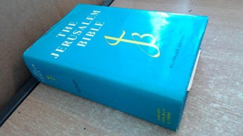9780232481860: The Jerusalem Bible (Standard Edition)