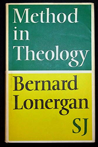 9780232511390: Method in Theology