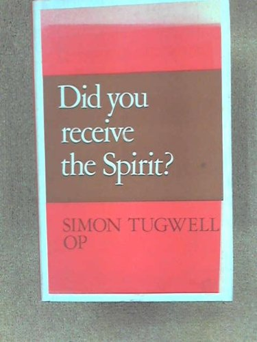 9780232511796: Did You Receive the Spirit?