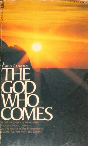 9780232512236: The God Who Comes