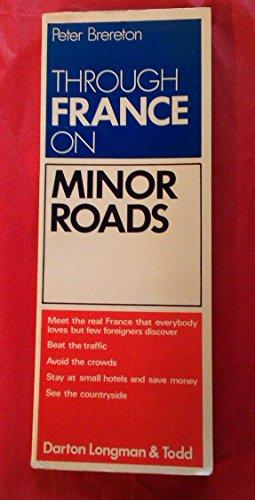 9780232512793: Through France on Minor Roads