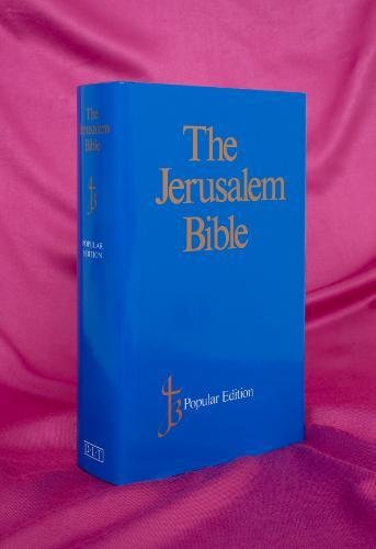 9780232512830: The Jerusalem Bible, Popular Edition (English and Hebrew Edition)