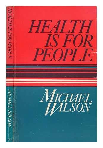 9780232513264: Health is for people