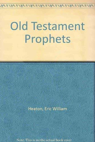9780232513615: Old Testament Prophets