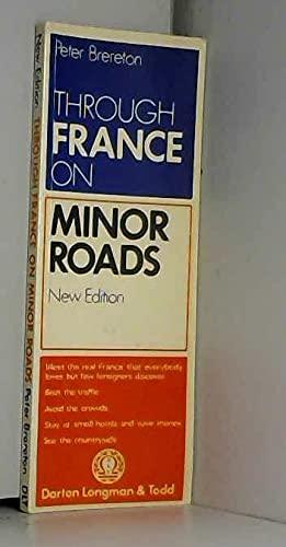 9780232513981: Through France on Minor Roads