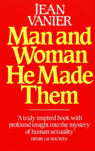 9780232516425: Man and Woman He Made Them