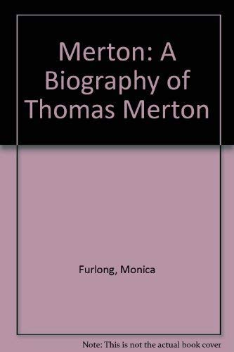 9780232516494: Merton: A Biography of Thomas Merton