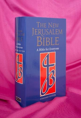 9780232516500: The New Jerusalem Bible (NJB Bible)