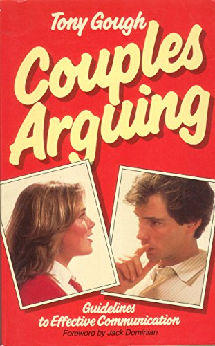 9780232517545: Couples Arguing: Guidelines to Effective Communication