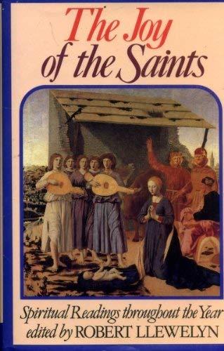 9780232518122: Joy of the Saints