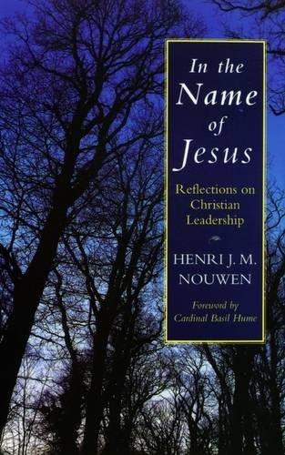 9780232518290: In the Name of Jesus