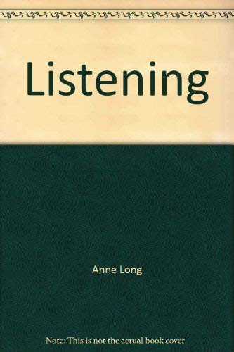 9780232518344: Listening