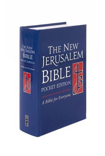 9780232518900: New Jerusalem Bible: Pocket Edition