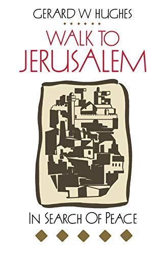 9780232519174: Walk to Jerusalem