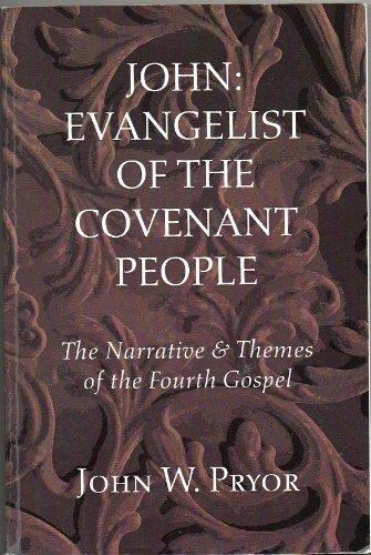9780232519389: John: Evangelist of the Covenant People