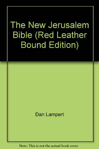 9780232520095: The New Jerusalem Bible (Red Leather Bound Edition)