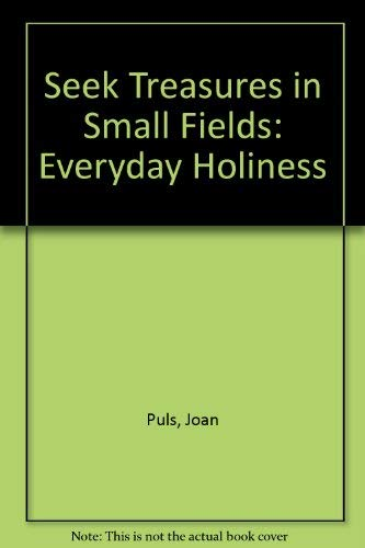 9780232520293: Seek Treasures in Small Fields: Everyday Holiness