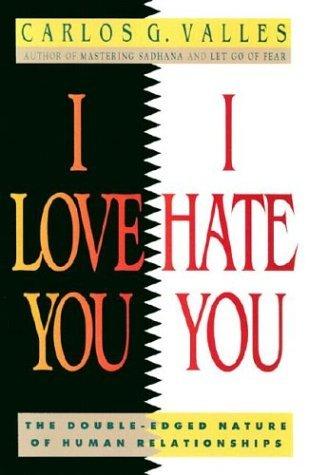 9780232520323: I Love You, I Hate You