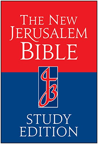 9780232520774: The New Jerusalem Bible: Study Edition (Bible Njb)