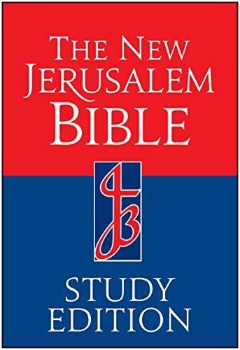 9780232520774: New Jerusalem Bible: Study Edition