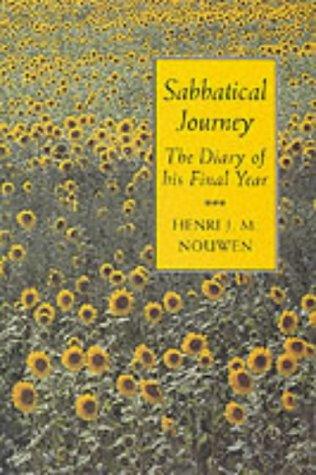 9780232522969: Sabbatical Journey