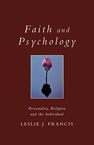 9780232525441: Faith and Psychology (Exploring Faith S.)
