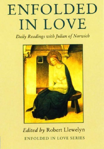 9780232525502: Enfolded in Love: Daily Readings with Julian of Norwich