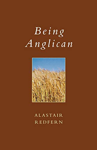 Being Anglican: Alastair Redfern