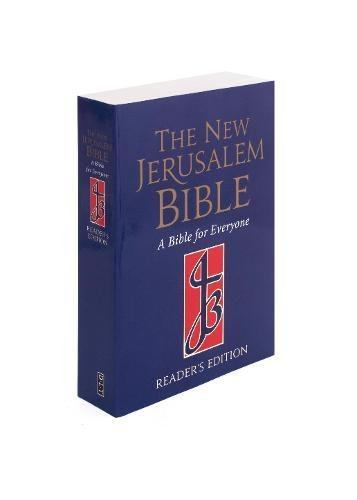 9780232527865: NJB Reader's Edition Paperback Bible