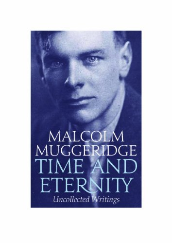 9780232528084: Time and Eternity: Uncollected Writings 1933-1983