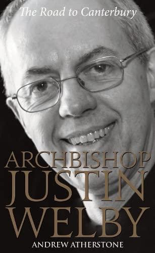 9780232529944: Archbishop Justin Welby