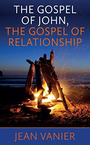 9780232532555: The Gospel of John, the Gospel of Relationship