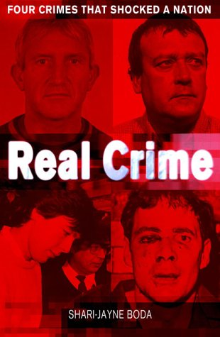 9780233000022: Real Crime: Four Crimes That Shocked a Nation