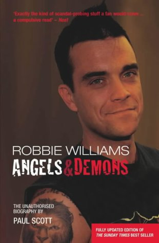 9780233000466: Robbie Williams: Angels and Demons