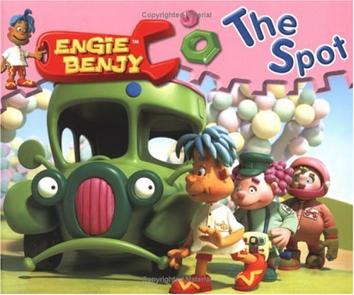 Engie Benjy Storybooks: The Spot: Appleby, Bridget