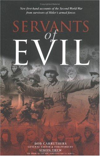 9780233000978: Servants of Evil