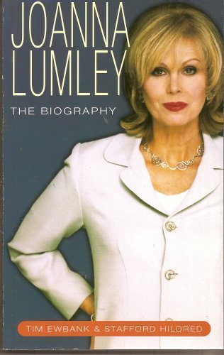 9780233001340: JOANNA LUMLEY THE BIOGRAPHY