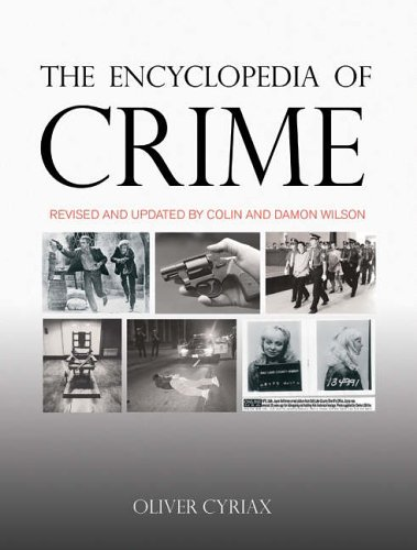 9780233001449: The Encyclopedia of Crime