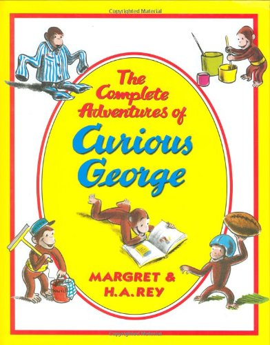 9780233001500: The Complete Adventures of Curious George