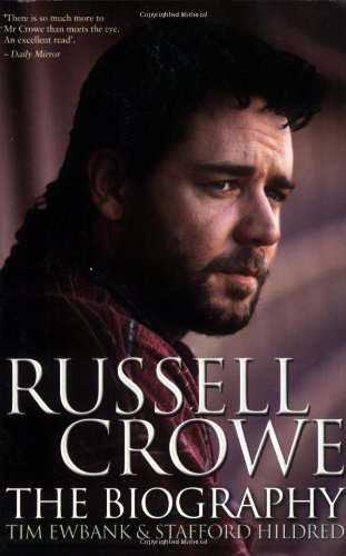9780233001852: Russell Crowe: The Biography